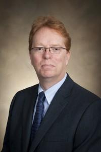 121219, studio headshot of Assistant Dean of the Graduate School Dr. Andrew Goodliffe, shot 12-12-12